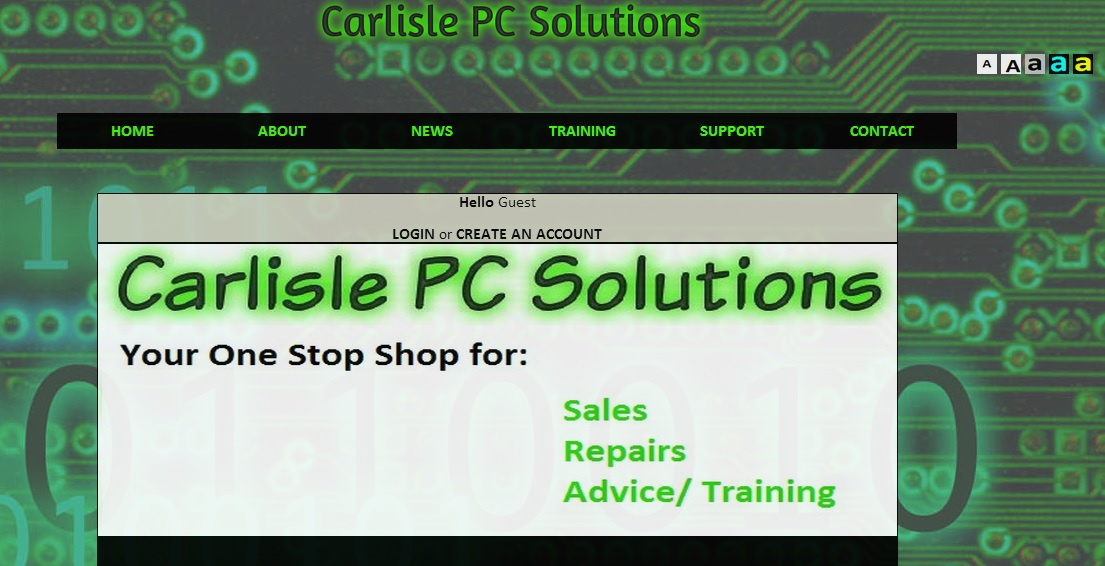Carlisle pc solutions