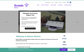 Reivers District Scouts